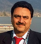 Rakesh Raina, Casagrande Country Manager, Casagrande India Piling & Geotechnical Equipments Pvt. Ltd.