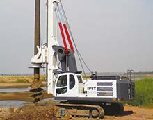 IMT appoints GMMCO as exclusive distributor in India for its Piling Rigs