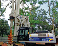 Soilmec Foundation Equipment