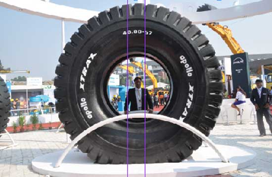 Apollo Tyres Forays into Off-Highway Segment