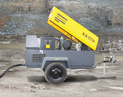 It's time to go electric! Introducing six new models in India in the Atlas Copco electric compressor range
