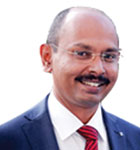 Rudresh Basavarajappa, CEO & Chairman