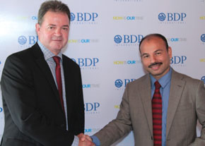 BDP International Press Conference