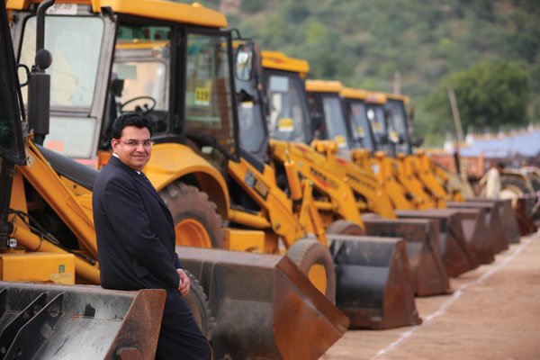 Shriram Automall Connecting Construction Equipment Buyers Sellers