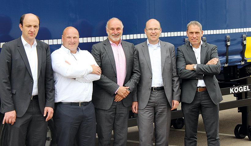CLdN Cargo BV Kogel Cargo Rail