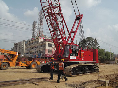 Crane Rental Down, But Not Out
