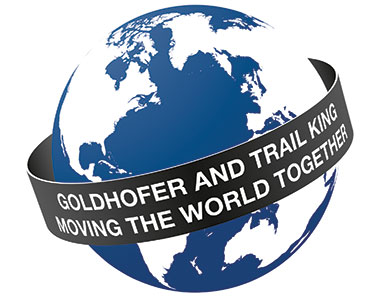 Goldhofer and Trail King team up to promote products in world markets