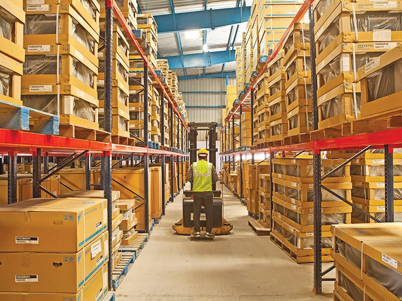 Warehousing in India - Growth factors driving transformation