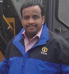 Mr. Sankar R, India Sales Manager – SEM Products