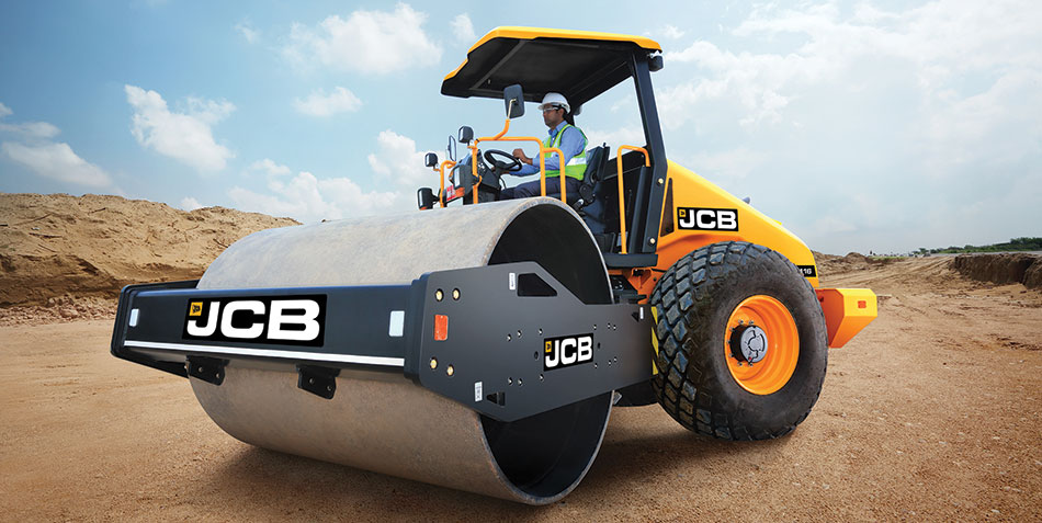 JCB India expands range of road compaction equipment