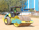 Ammann Soil Compactors Achieve High Productivity