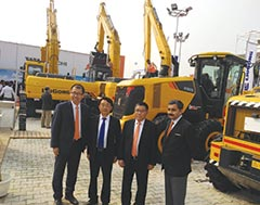 LiuGong India launches a new-gen Motor Grader and Wheel Loader; makes India its export hub