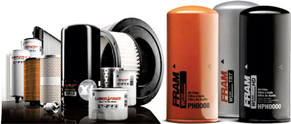 Impex Earthmovers Filtration Product