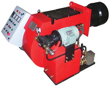 Burner India: A total solutions provider of burners & hydraulic power packs