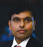 Nitin Wakodikar, Senior Manager Sales & Application, ZF India.