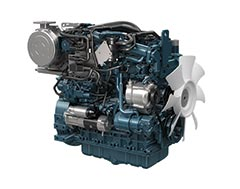 Industrial Engines by Kubota Agricultural Machinery India