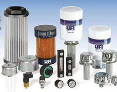 UFI Filters Hydraulic Division showcases innovation, technology, performance