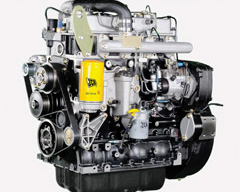 Fuel-efficient  JCB Engine ecoMAX