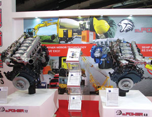 Mahindra Heavy Engines