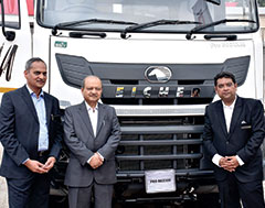 Eicher enhances customer service with its Think 100% Uptime program