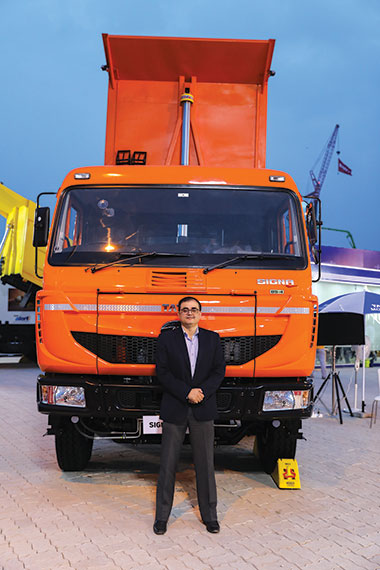 Tata Motors new products & services