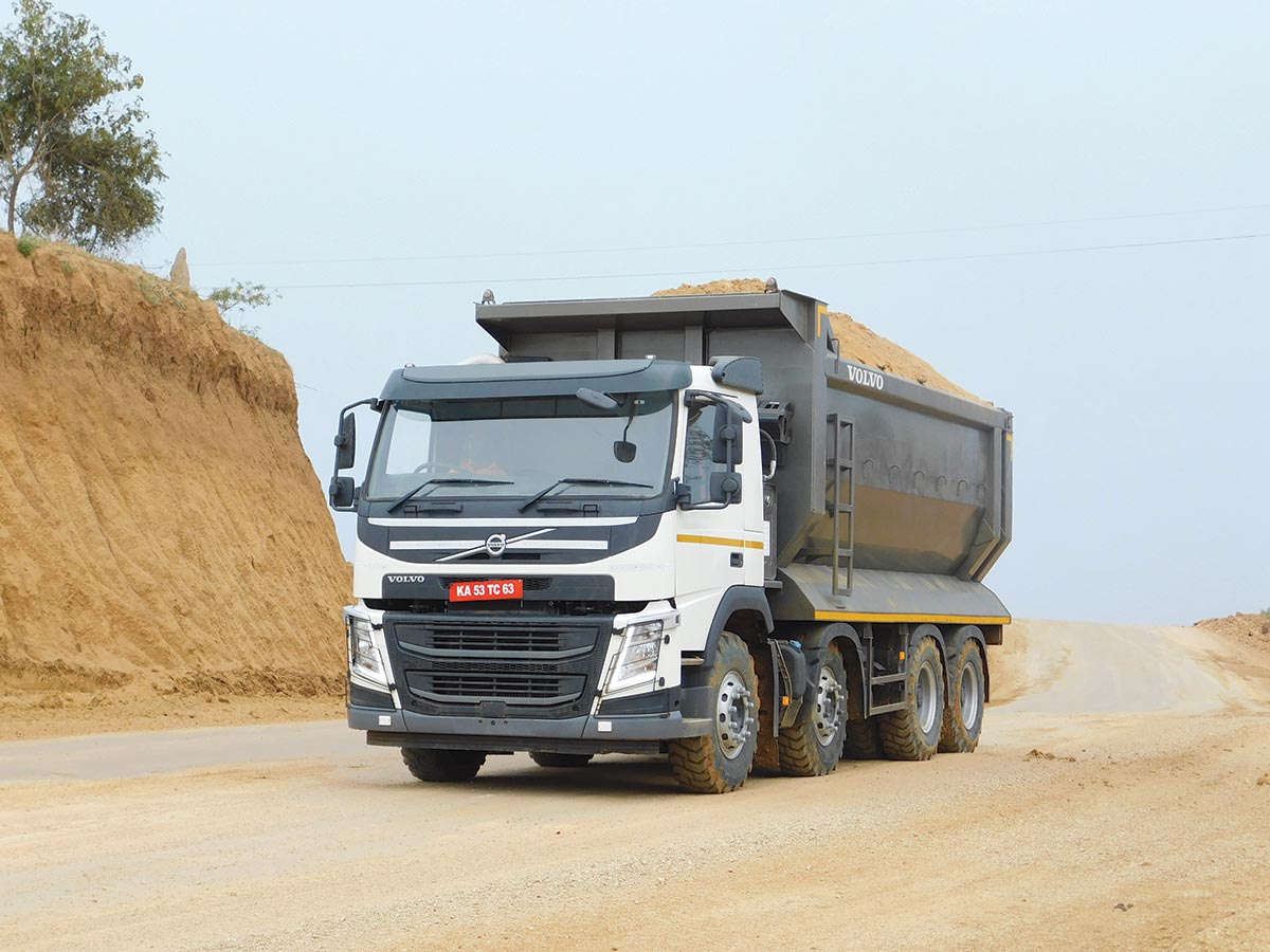 Tipper Trucks - Demand Accelerates
