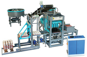 Revomac FlyAsh Brick Making Machine
