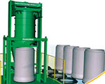 Pakona Concrete Pipe Making Machine
