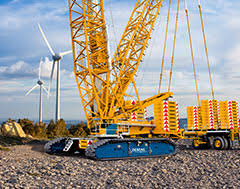 New order for 9 Demag® Cranes from Crane Norway Group