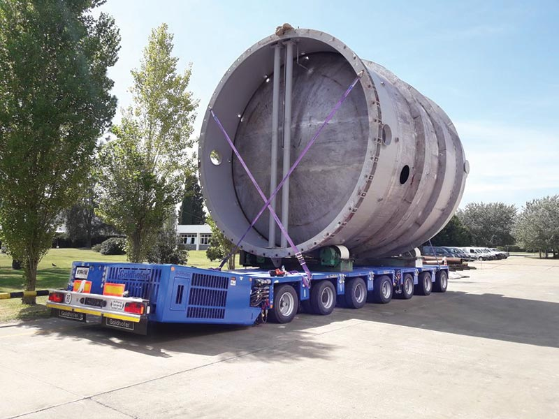 Goldhofer: Solutions for every haulage operation