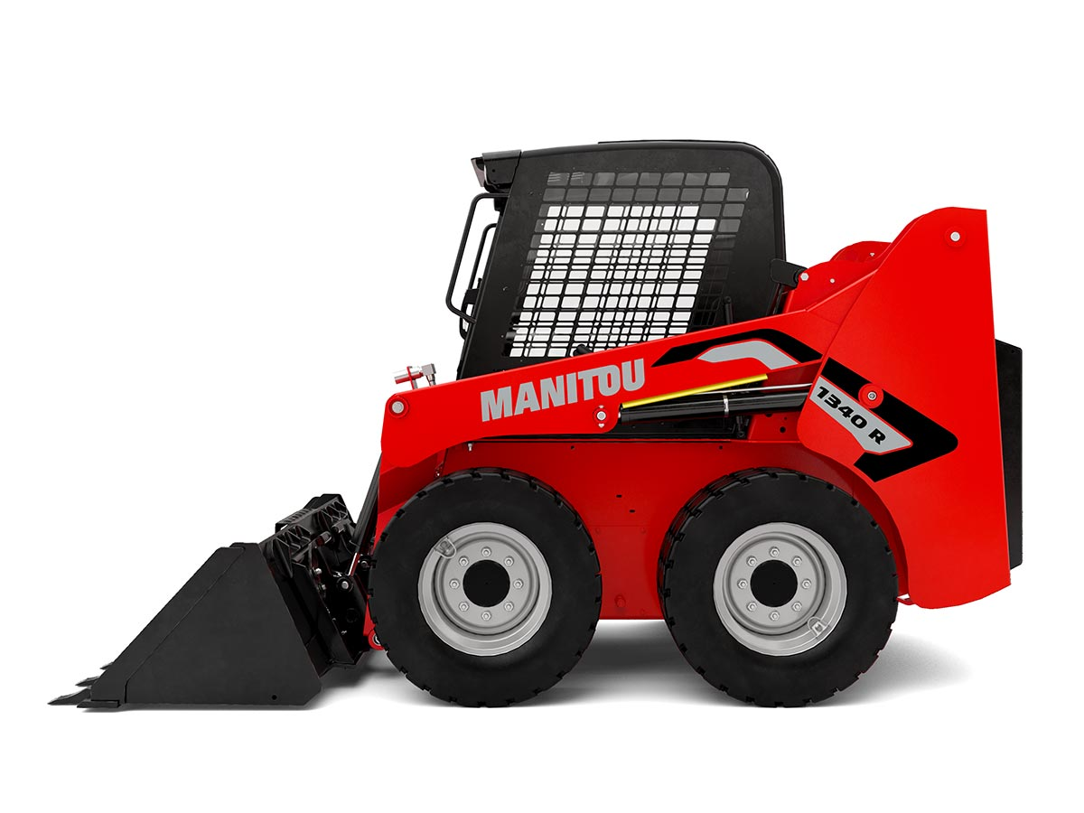Manitou Launches Two New Telehandlers & Compact Loaders for Emerging Markets