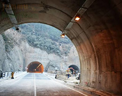Zojila Tunnel