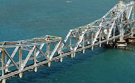Palk Strait Mega Bridge Project