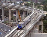 MMRDA Twin Metro Projects