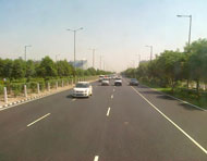 Nashik Road Upgrade