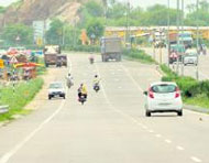 Telangana New Highways