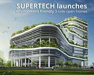 Supertech launches Courtyard tower