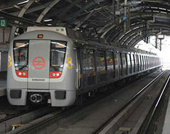 DMRC achieves toughest tunneling task