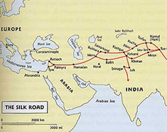 UN exhorts India to rebuild Silk Route