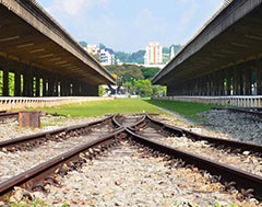 Railway yards upgrade