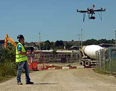 Drones to oversee Rs. 12,000-cr road project