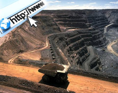 Portal To Monitor Mining Activities