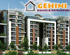 Gehini Developers plans luxury project