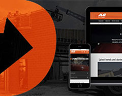 JLG Launches Information Website 'DirectAccess'