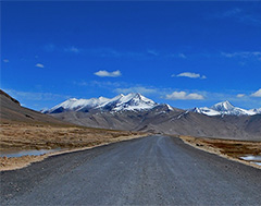 Leh Ladakh Connecting Road