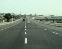Tamil Nadu Karnataka Road Project