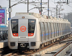 DMRC Metro Link Indrapuram