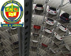 NDMC Multi Storey Car Parking
