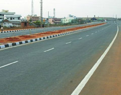 road widening venture