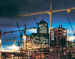 Infrastructure Building Industry